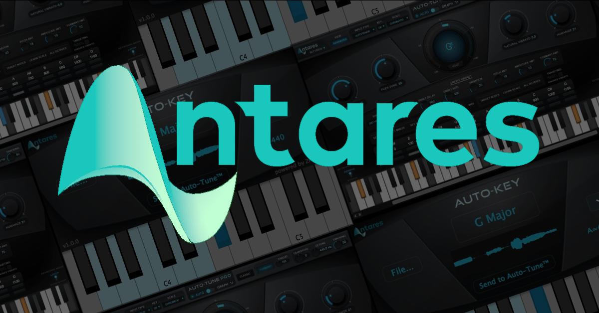 Antares – Auto-Tune Pro Cover