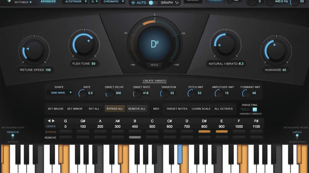 Antares – Auto-Tune Pro VST, VST3, AAX x64 Free Download