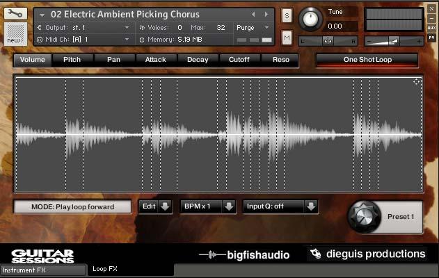 Big Fish Audio Guitar Sessions Indie & Alternative Guitars (KONTAKT) Crack Download