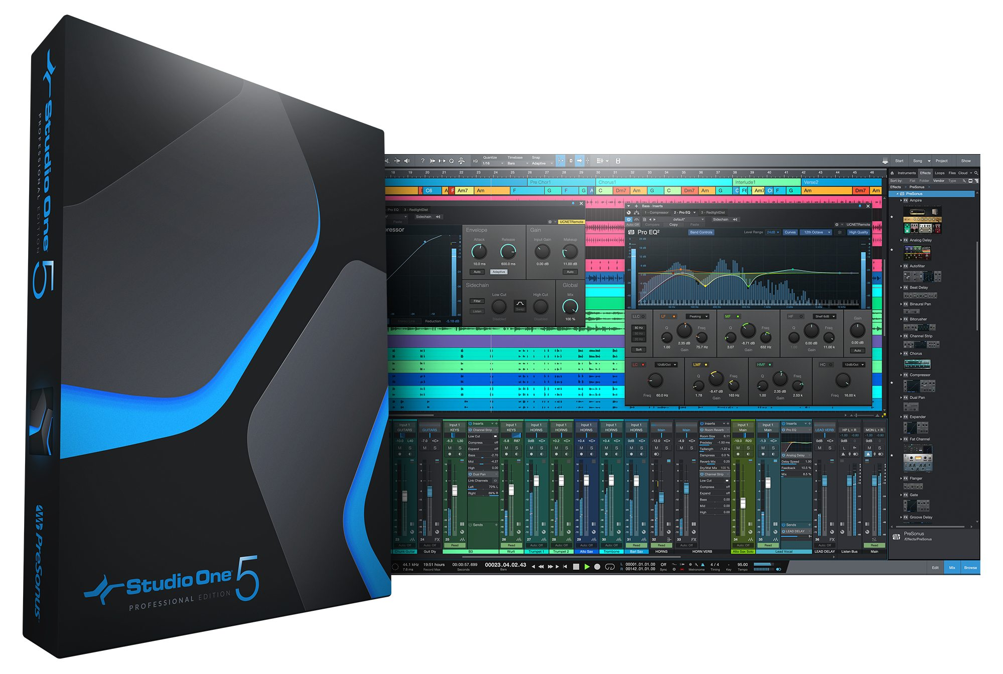 PreSonus Studio One Professional Cover