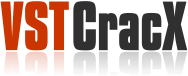 VSTCracX Logo