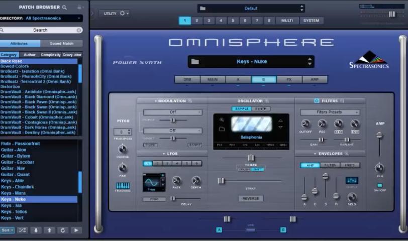 BroBeatz Terrestrial 2 (Omnisphere) Crack Free Download