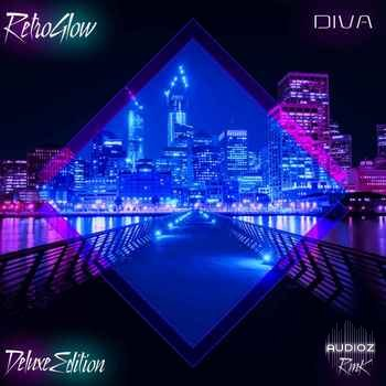 The Patchbay Red Marker RetroGlow DIVA Deluxe Edition Cover