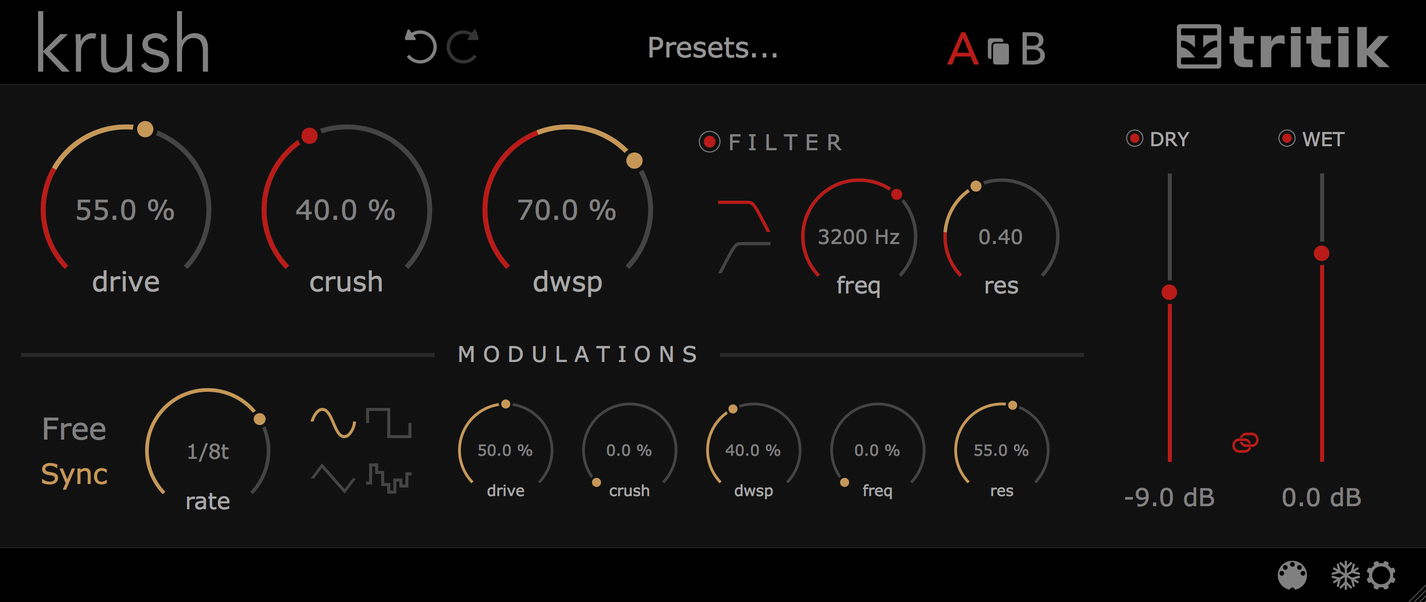 Tritik Krush Pro VST, AAX Crack Free Download