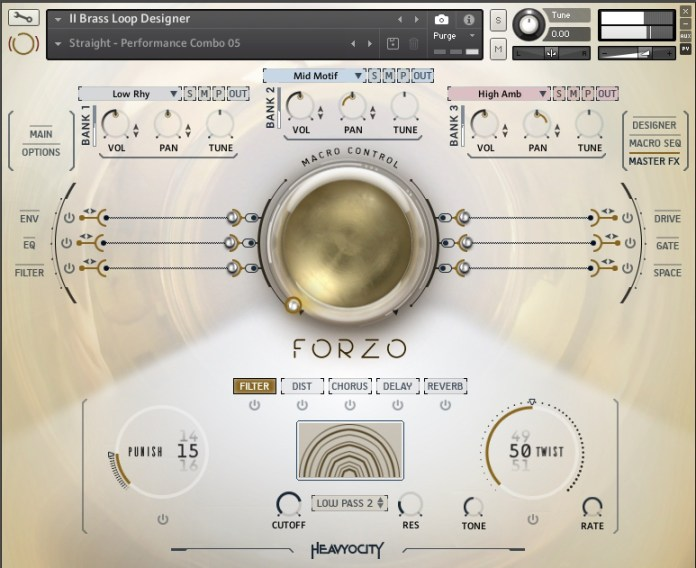 Heavyocity – FORZO Essentials (KONTAKT) Crack Free Download