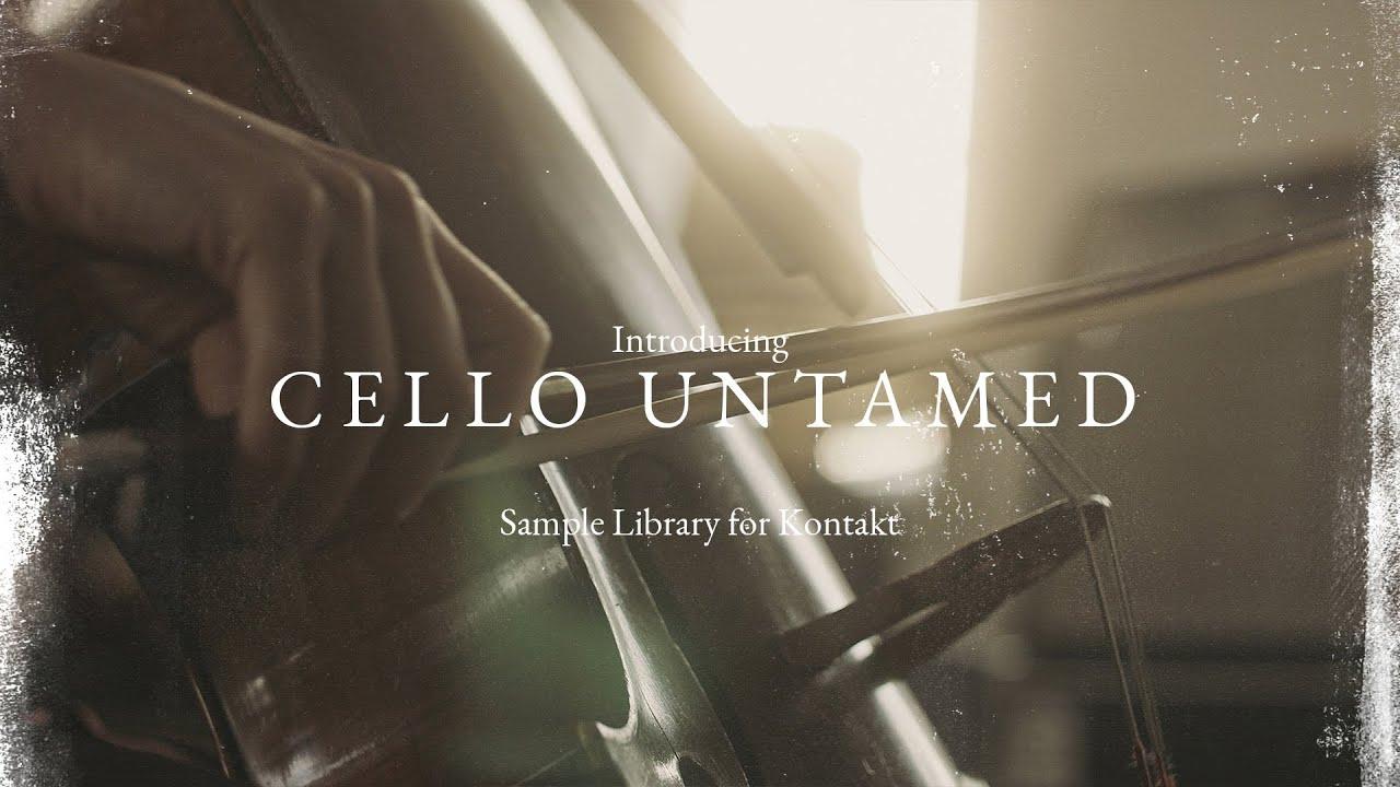 WESTWOOD – Cello Untamed (KONTAKT) Cover