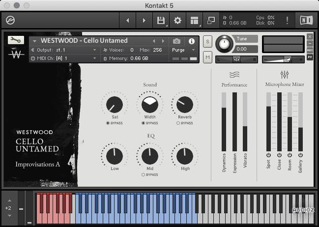 WESTWOOD – Cello Untamed (KONTAKT) Crack Free Download