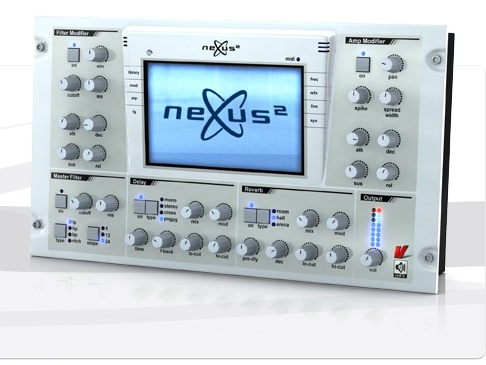 reFX Air-nexus Cover