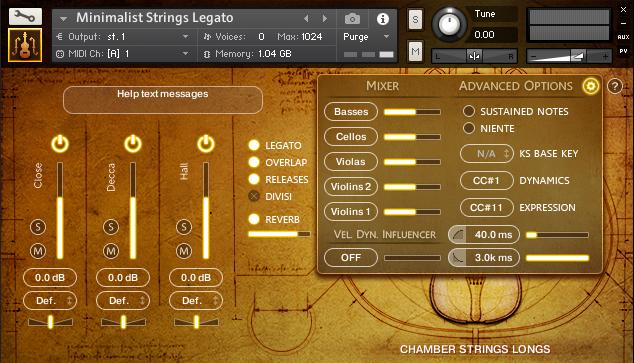 Strezov Sampling – AFFLATUS Chapter I Strings KONTAKT) Crack Free Download