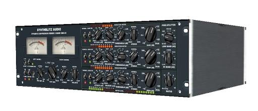 Synthblitz Audio – DNX 03 Multiband Compressor Cover