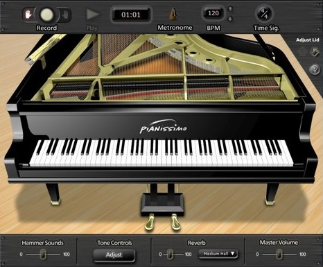Acoustica – Pianissimo Crack Free Download