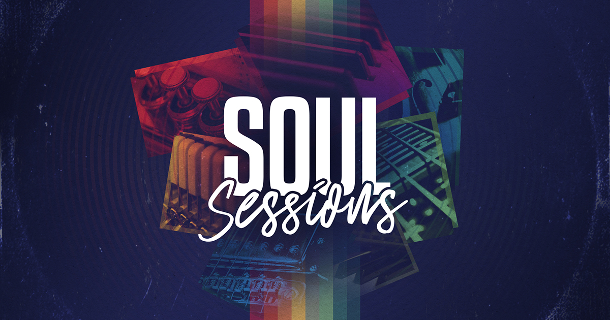 Native Instruments – Soul Sessions Cover