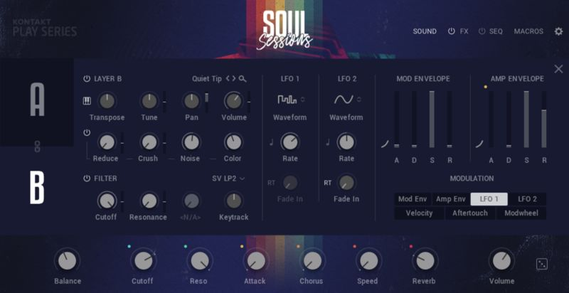 Native Instruments Soul Sessions (KONTAKT) Crack Free Download