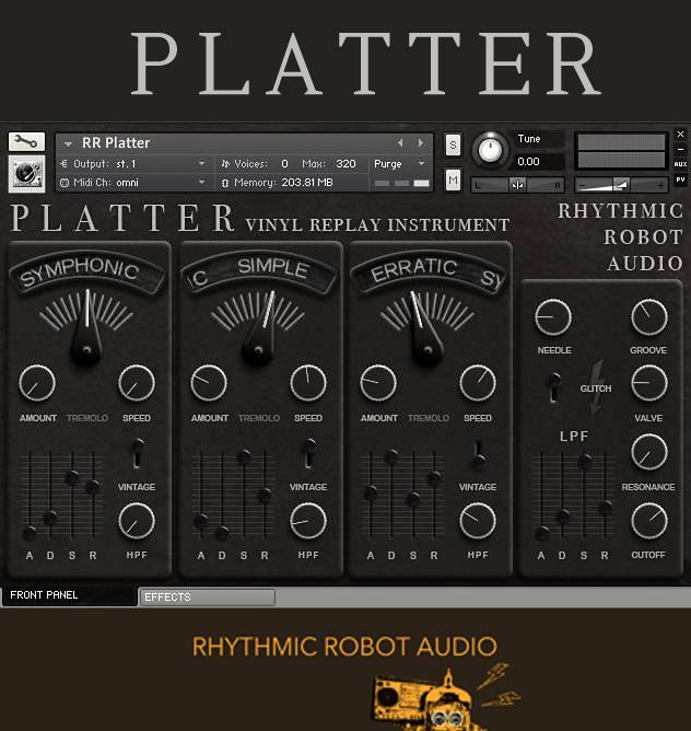Rhythmic Robot Platter (KONTAKT) Crack Free Download