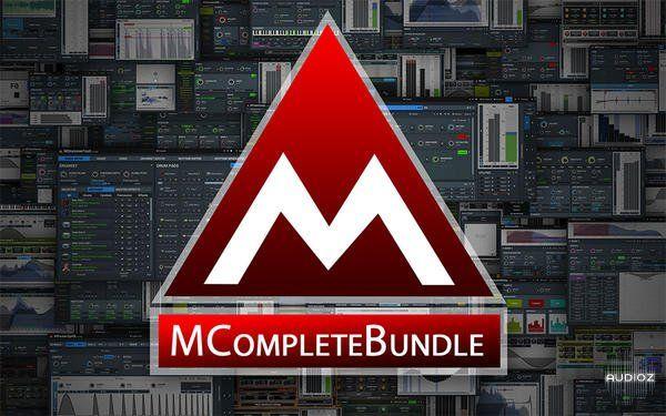 MeldaProduction – MCompleteBundle Cover