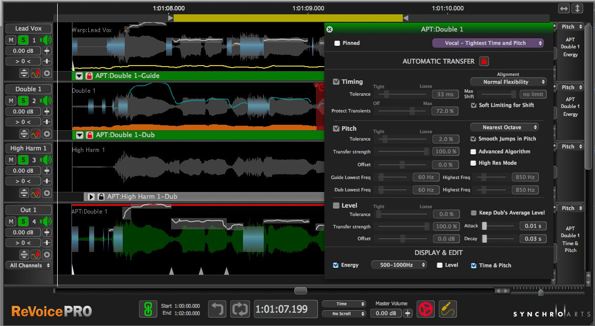Synchro Arts – ReVoice Pro EXE, VST3, AAX x64 R2R Crack Download