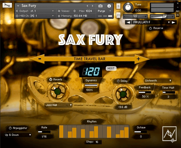 Have Instruments – SAX FURY (KONTAKT) Crack Free Download