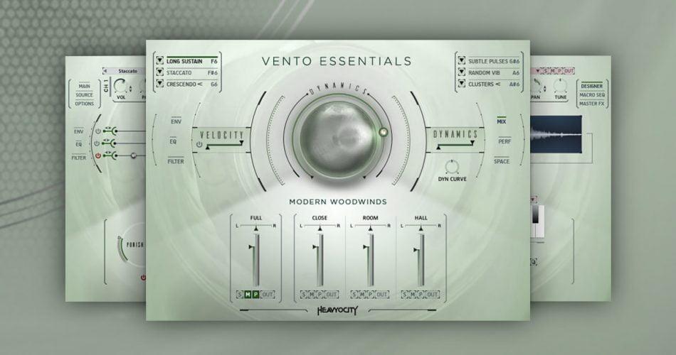 Heavyocity – VENTO Essentials (KONTAKT) Crack Free Download