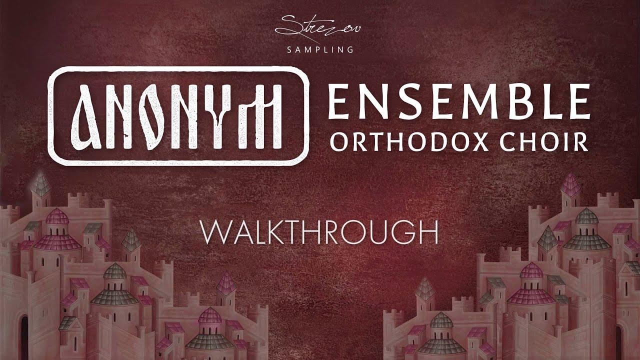 Strezov Sampling – The Performers Anonym Orthodox Choir (KONTAKT) Crack Download