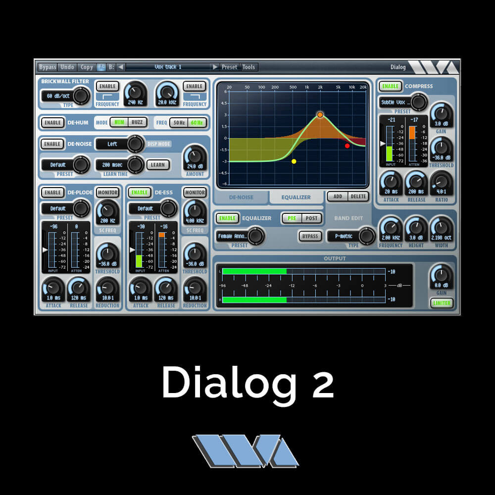 Wave Arts – Dialog Cover