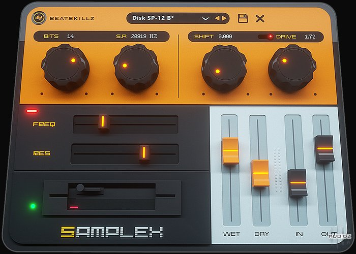 BeatSkillz-SampleX-V2-Crack-Free-Download