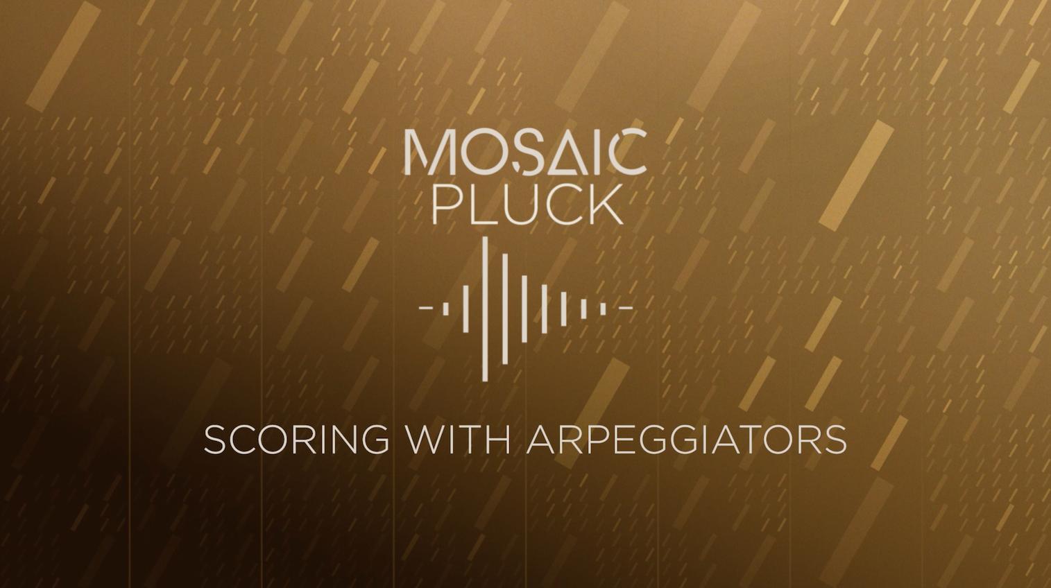 Heavyocity – Mosaic Pluck (KONTAKT) Crack Free Download