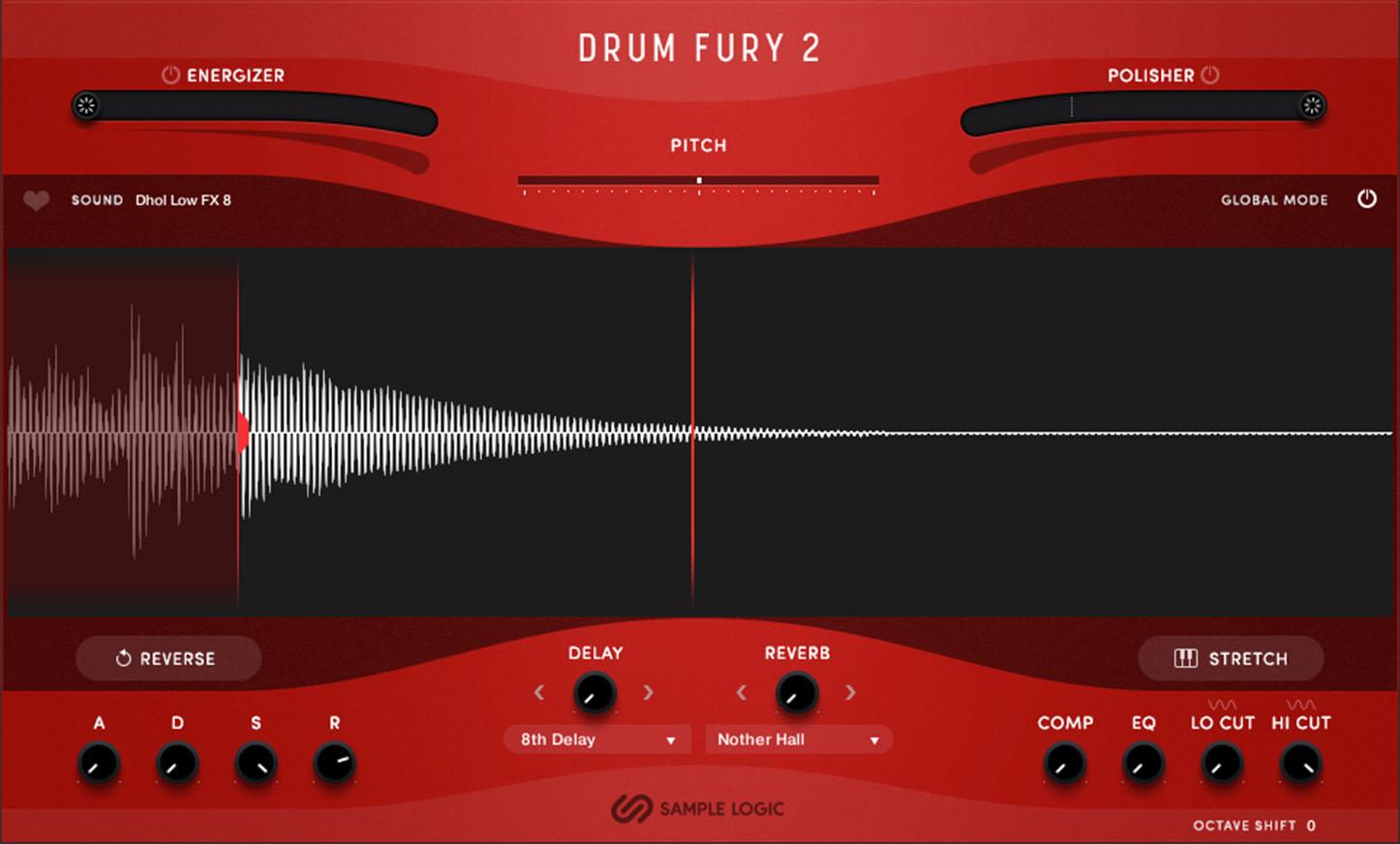 Sample Logic – DRUM FURY 2 (KONTAKT) Crack Free Download